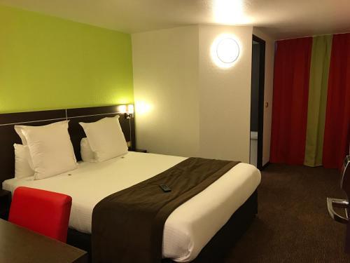 Enzo Hôtel : Hotel near Bruyères-le-Châtel