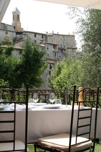 Auberge De La Madone : Hotel near Peille