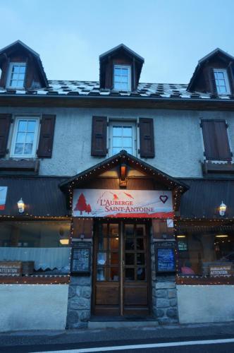 Auberge Saint Antoine : Hotel near Pelvoux