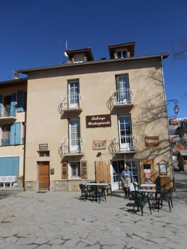 Auberge Montagnarde : Apartment near Saint-Vincent-les-Forts