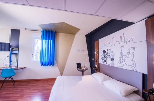 Ibis Styles Toulouse Blagnac Aéroport : Hotel near Menville