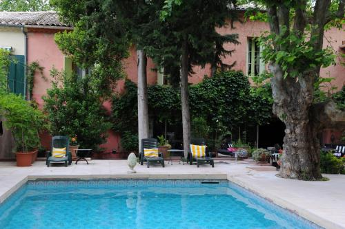 Maison de Maitre avec Jardin : Guest accommodation near Saint-Just