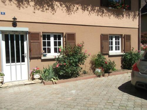 Gite les Rosiers : Guest accommodation near Romagny