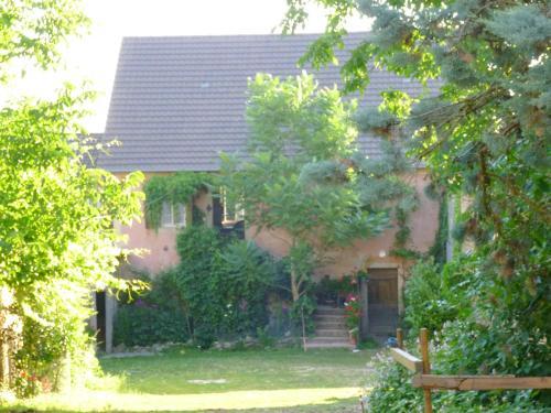 Gîte à la ferme : Guest accommodation near Toulonjac