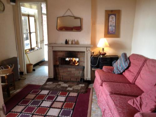 The Old French Farm House - Salvecques : Guest accommodation near Wavrans-sur-l'Aa