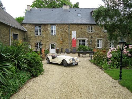 Manoir Desnachez : Bed and Breakfast near Illifaut