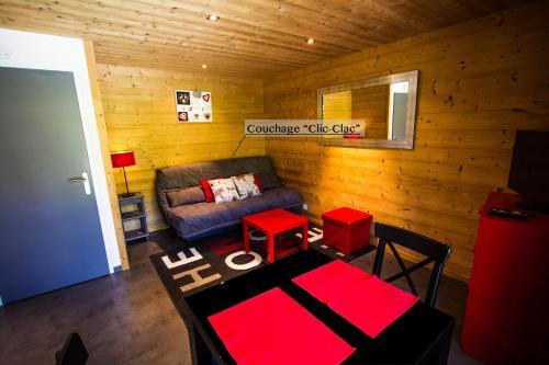 Studio 71 : Apartment near La Clusaz