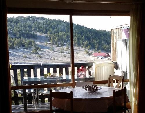 Apartment Face Aux Pistes : Apartment near Roquesteron