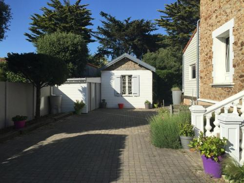 Le Gage Chambres d'hôtes : Bed and Breakfast near Saint-Nazaire