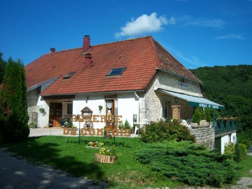 L'auberge du comtois : Hostel near Villers-sous-Chalamont