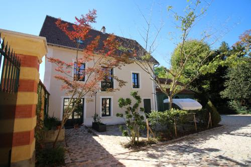 Orangerie Saint Martin : Bed and Breakfast near Poincy