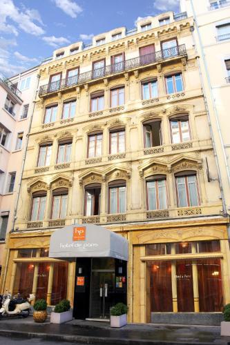 Hotel de Paris : Hotel near Lyon 1er Arrondissement