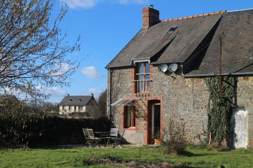 44 le Val St Revert : Guest accommodation near Roz-sur-Couesnon