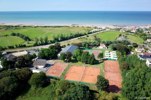 Gîte de Eric et Rose : Guest accommodation near Bernières-sur-Mer