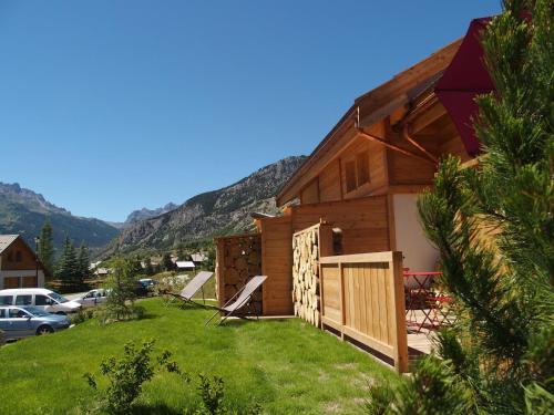 Le Bellety : Guest accommodation near Névache