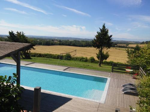 Domaine Anguyales : Guest accommodation near Rieumajou