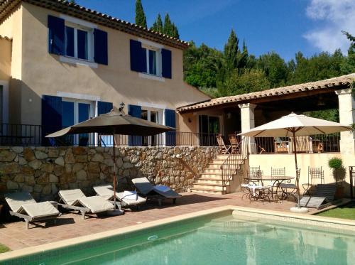 Villa Seillans : Guest accommodation near Seillans