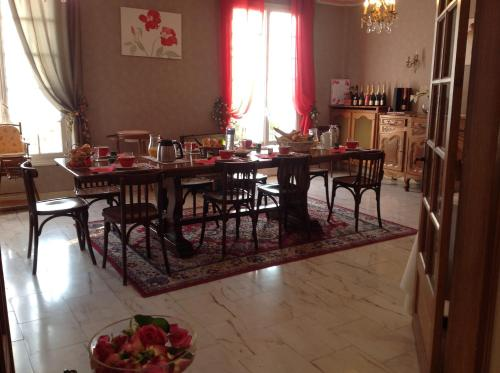 B&B en Champagne : Bed and Breakfast near Saint-Loup