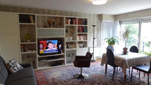 Appartement familial à Vincennes : Apartment near Rosny-sous-Bois