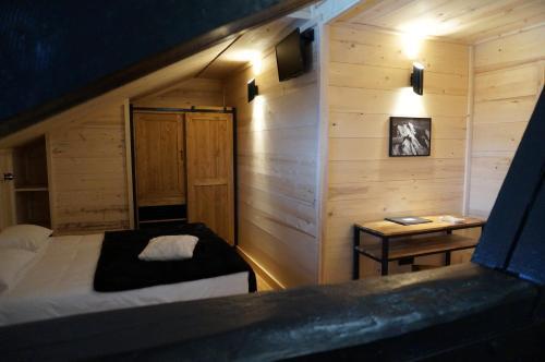 Maison d'hôtes La Barmaz : Guest accommodation near Combloux