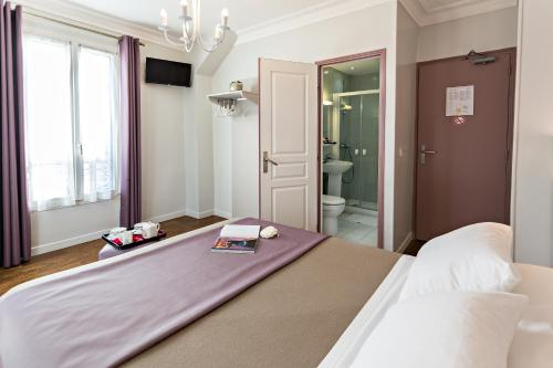 Modern Hotel : Hotel near Paris 11e Arrondissement