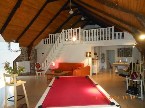Gite la Bouviere : Guest accommodation near Saint-Martial