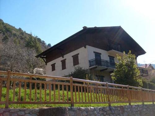 Chalet Airaudi : Apartment near Clans