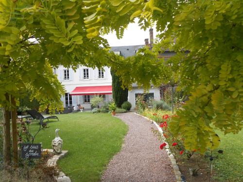 LE RELAIS DU BON'EURE : Bed and Breakfast near Gravigny