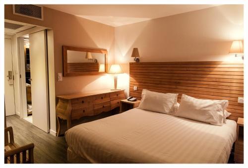 Rives d'Or Hôtel : Hotel near Saint-Mandrier-sur-Mer