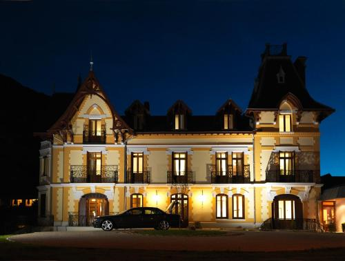 Le Manoir d'Agnès : Hotel near Mercus-Garrabet