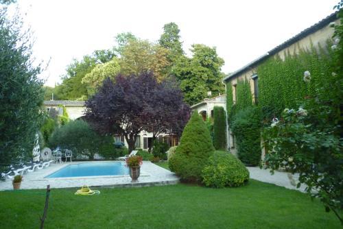 Masfontclaire : Guest accommodation near Boisseron