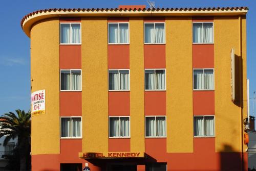 Hotel Kennedy : Hotel near Perpignan