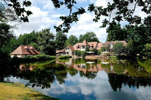Au Moulin de La Gorce : Hotel near Flavignac