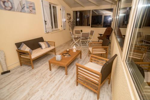 Chez Mamina, au coeur du Médoc : Guest accommodation near Queyrac