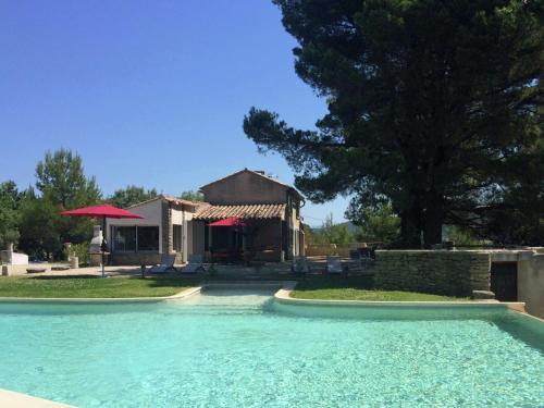 Mas Estelle : Guest accommodation near Malaucène