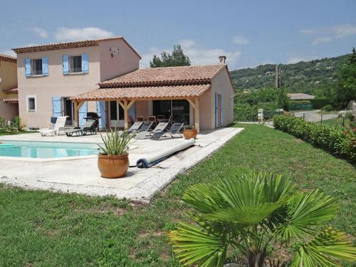 Holiday home Callian : Guest accommodation near Montauroux