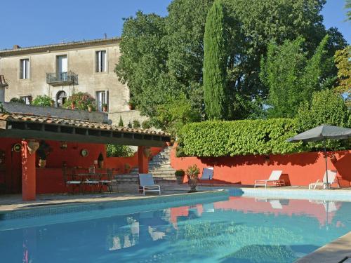 Saint Mathieu De Treviers I : Guest accommodation near Saint-Jean-de-Cuculles
