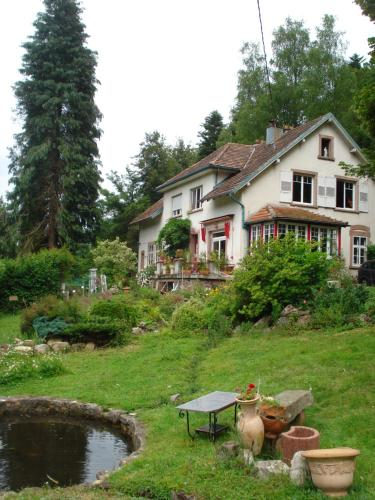 Villa Saint Ludel : Bed and Breakfast near Rothau