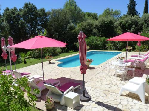 Beau Gite : Guest accommodation near Souvignargues