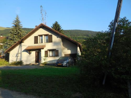 Les Prats : Guest accommodation near Pierre-Châtel