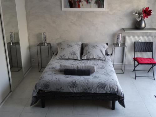 Studio Le 5 : Apartment near Cagnes-sur-Mer
