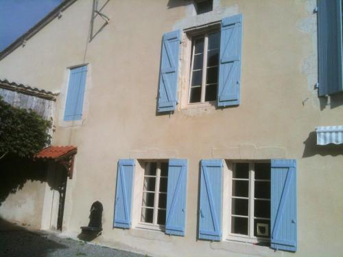 Gite Sicard : Guest accommodation near Allons