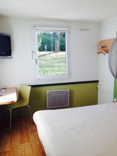 ibis budget Besançon Ecole Valentin : Hotel near Miserey-Salines