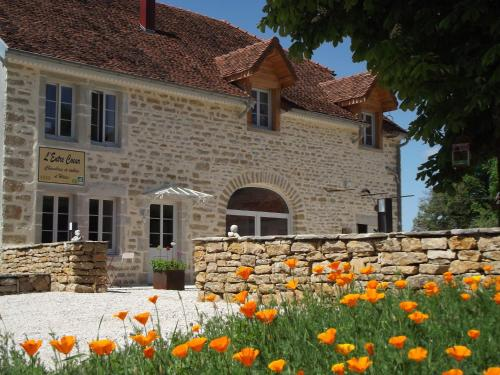 Gite de l'entre coeur : Guest accommodation near Courbouzon