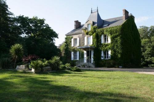Domaine De Bodeuc : Hotel near Saint-Dolay