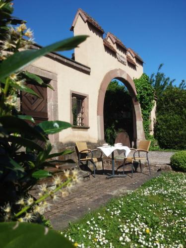 Gite chez coco et malou : Guest accommodation near Zimmerbach