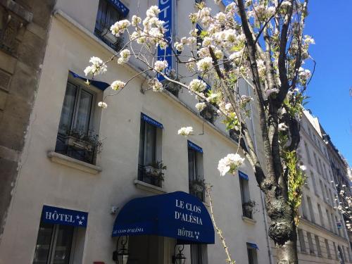 Hotel Le Clos d'Alésia : Hotel near Montrouge