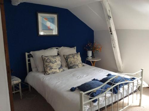 Chambre d'Hotes La Charrue : Guest accommodation near Gout-Rossignol