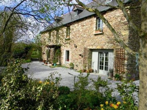 Le Domaine de l'Arche : Bed and Breakfast near Saint-Brieuc-des-Iffs
