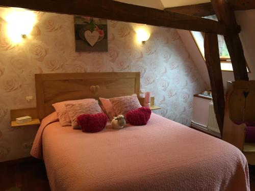 Ferme Des Chartroux : Hotel near Tubersent